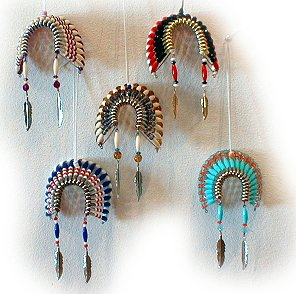 Miniature Headdresses