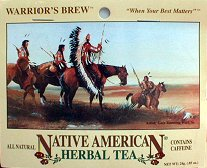 WARRIOR�S BREW